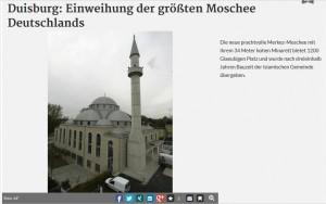 Größte Moschee