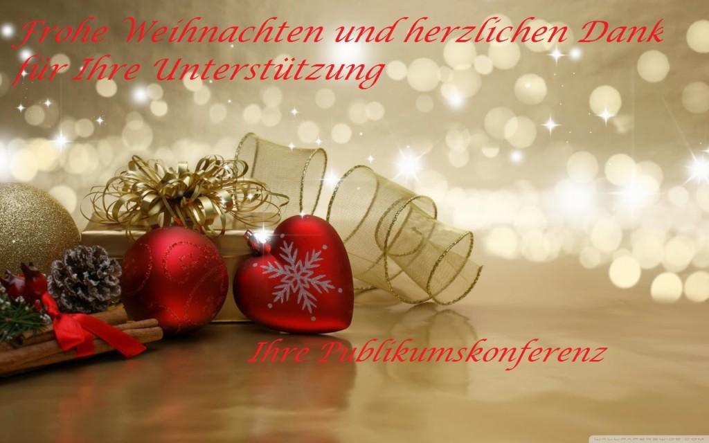 Frohe Weihnachten und ein gesundes neues Jahr – Ständige ...