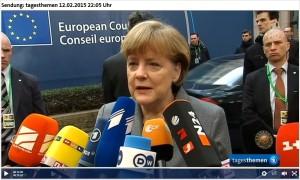 Merkel Kompromisse