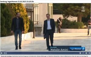 Tsipras strahlt