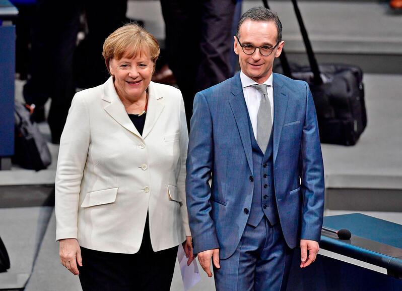 Die bornierte Falschheit von Maas und Merkel